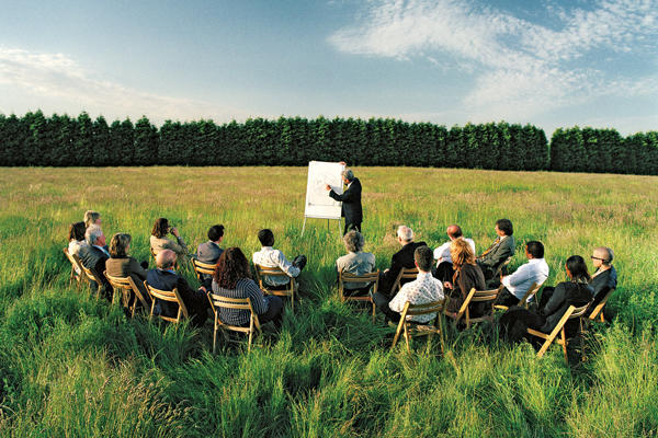 5 Steps To Planning A Corporate Retreat Wexler Events
