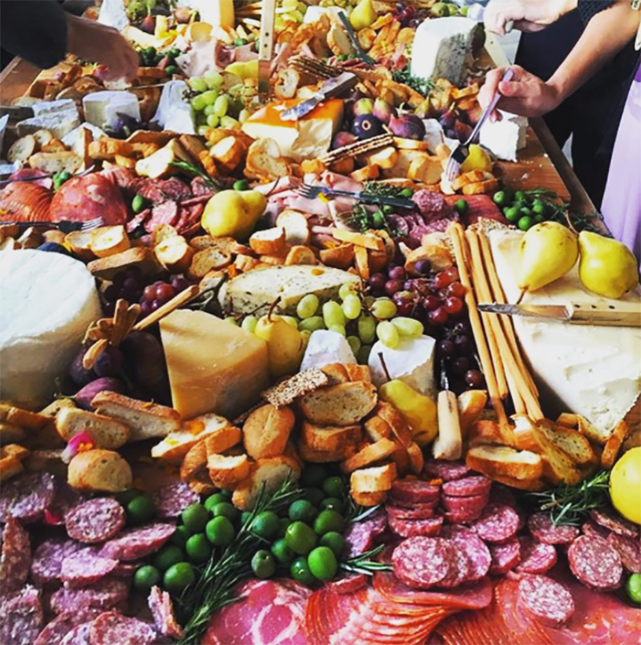 build the ultimate charcuterie board   wexler events